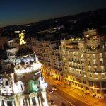 Vie nocturne à Madrid