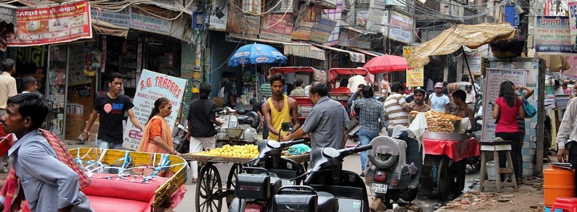 delhi-inde ville