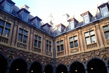 Lille Grand Place Vieille Bourse