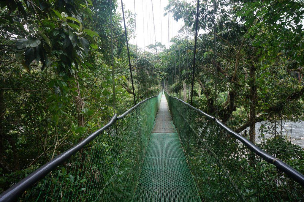 pont suspendu costa rica