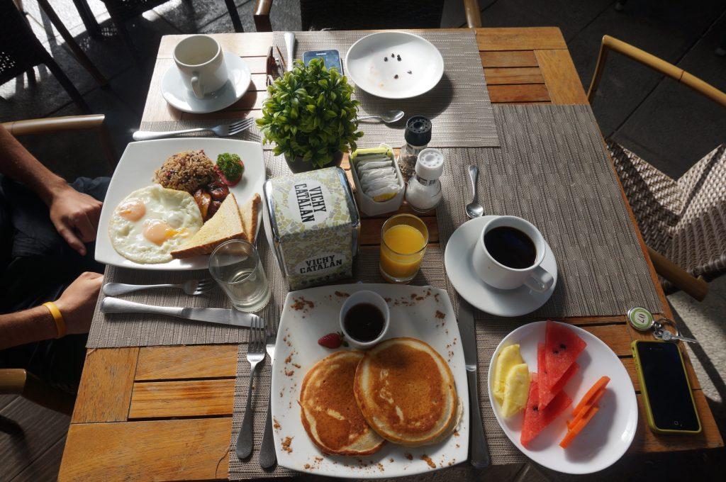 petit déjeuner costa rica