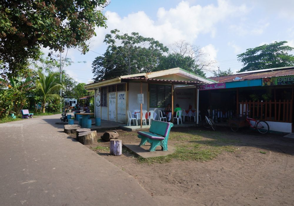 Village de Tortuguero - costa rica