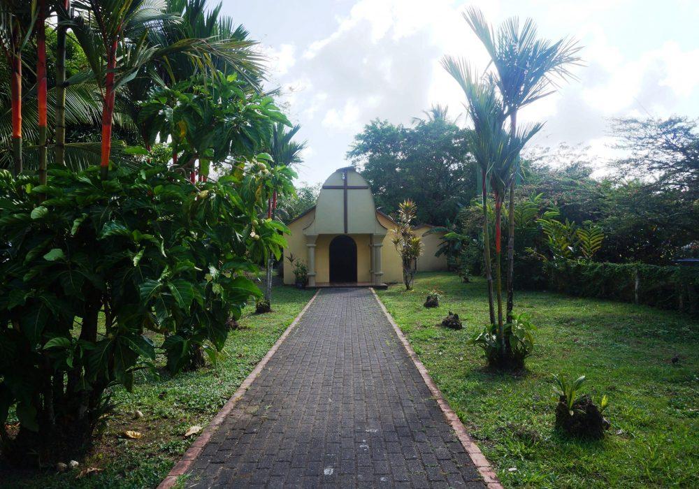 Eglise de Tortuguero - costa rica
