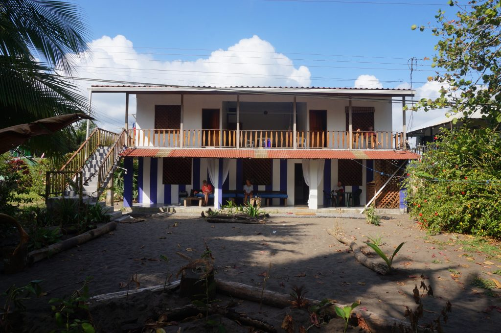 hôtel paisajes de tortuguero village tortuguero costa rica