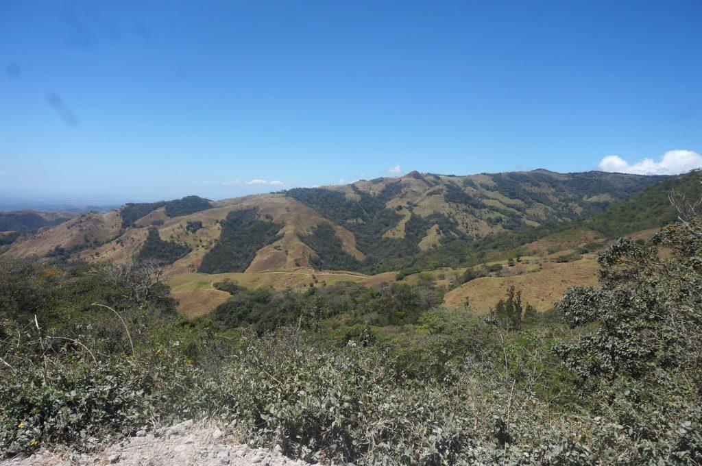 vue panoramique costa rica - Monteverde