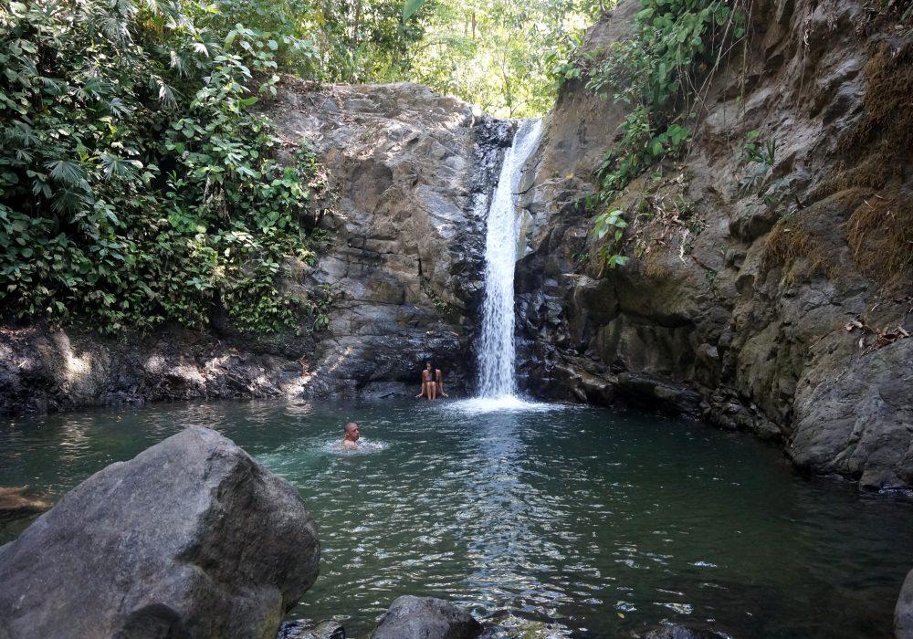 Cascade près de Uvita - Costa rica