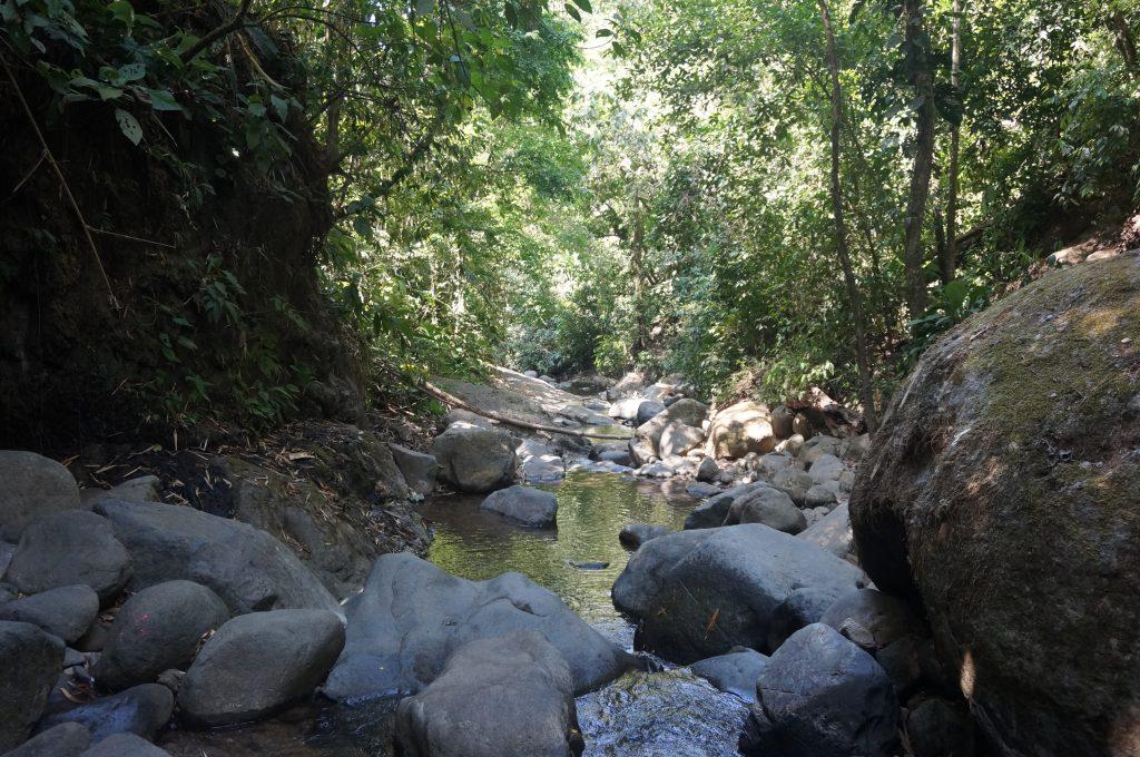 Cascade Uvita Costa rica