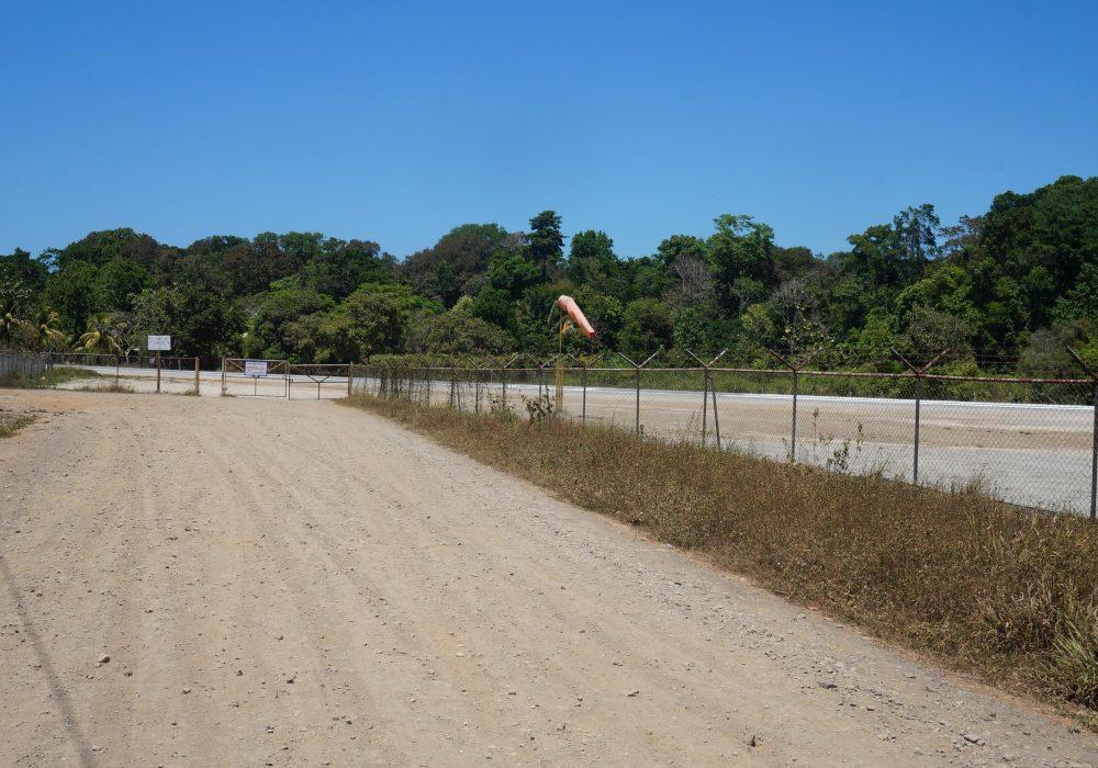 Aéroport de Bahia Drake - Corcovado (péninsule d'Osa) - Costa Rica