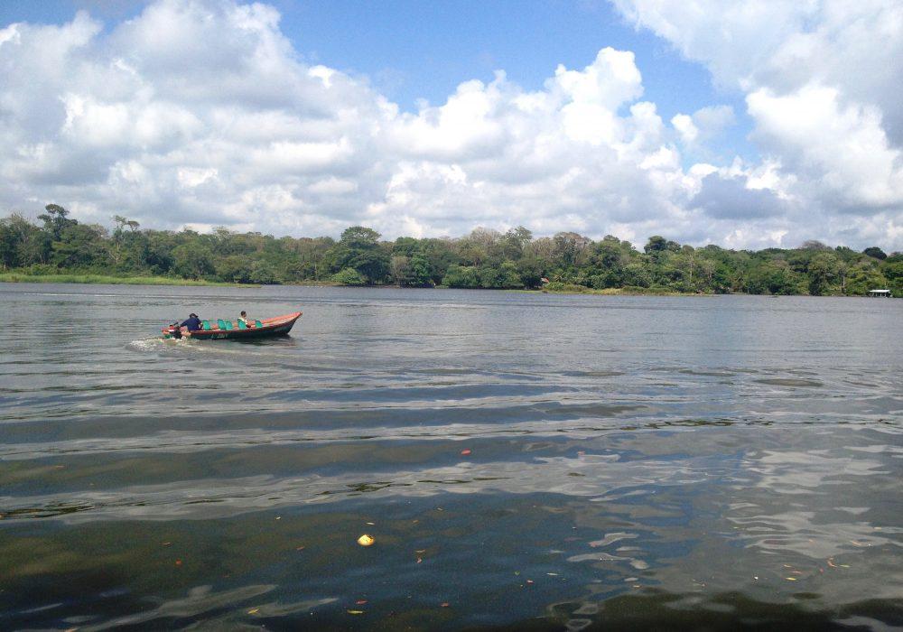 Canal - Village de Tortuguero - costa rica