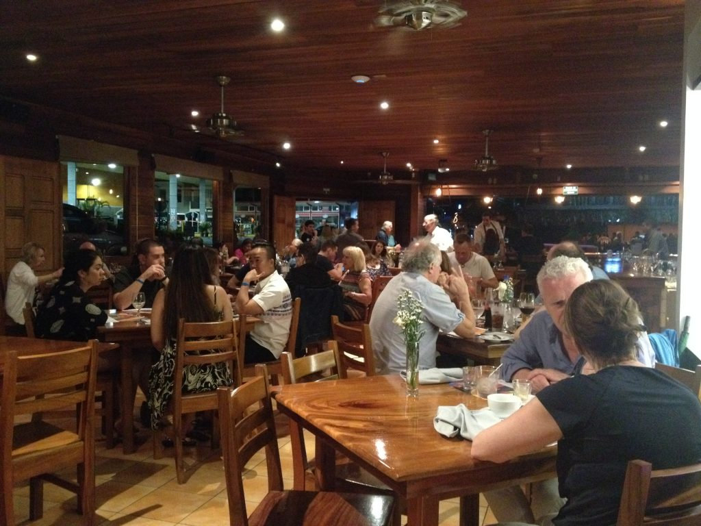 Restaurant Don Rufino - La Fortuna - Arenal - Costa rica