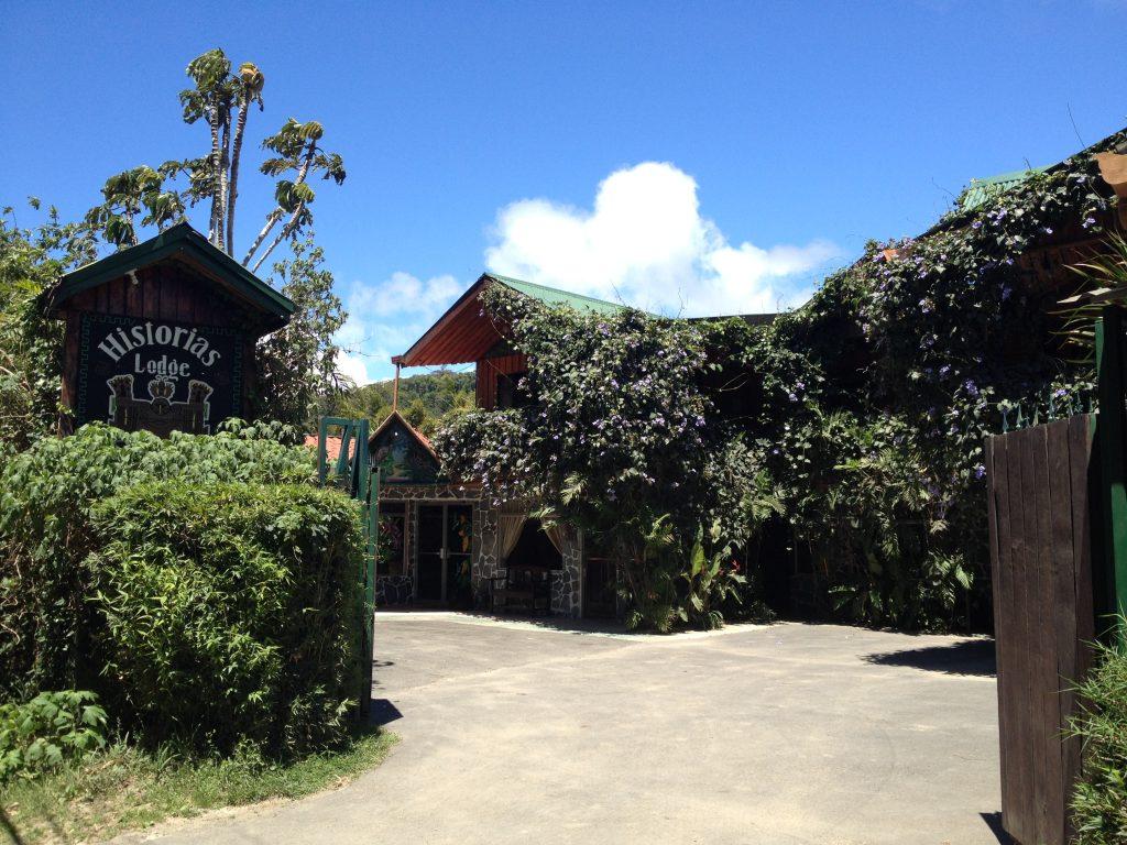 hôtel monteverde Historias lodge costa rica