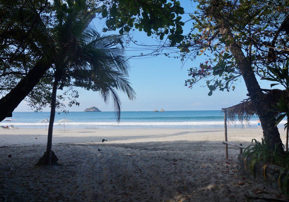 Playa Manuel Antonio (parc Manuel Antonio) - costa rica