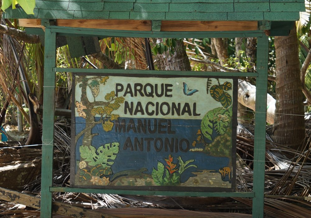 Parc national Manuel Antonio - Costa rica