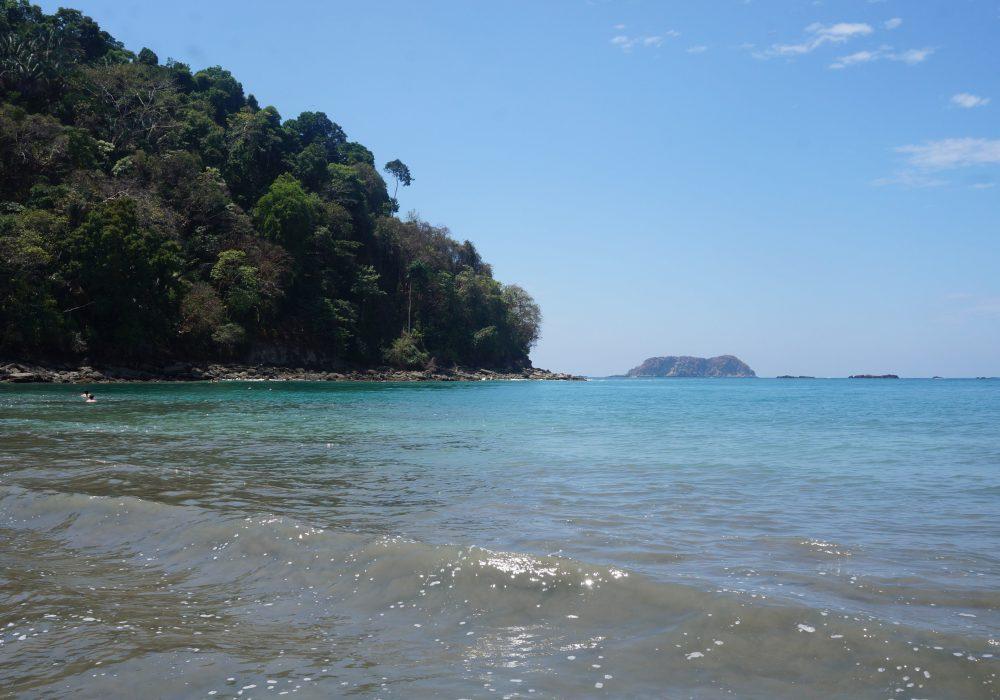 Playa Espadilla Sur (parc Manuel Antonio) - costa rica