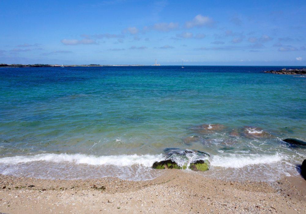 barfleur bord de mer normandie