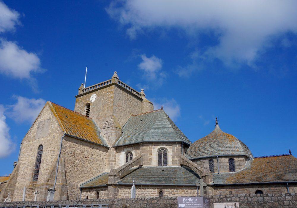 barfleur église