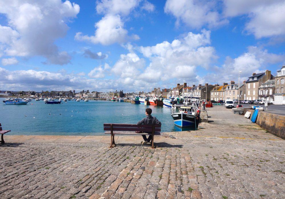 port de barfleur normandie