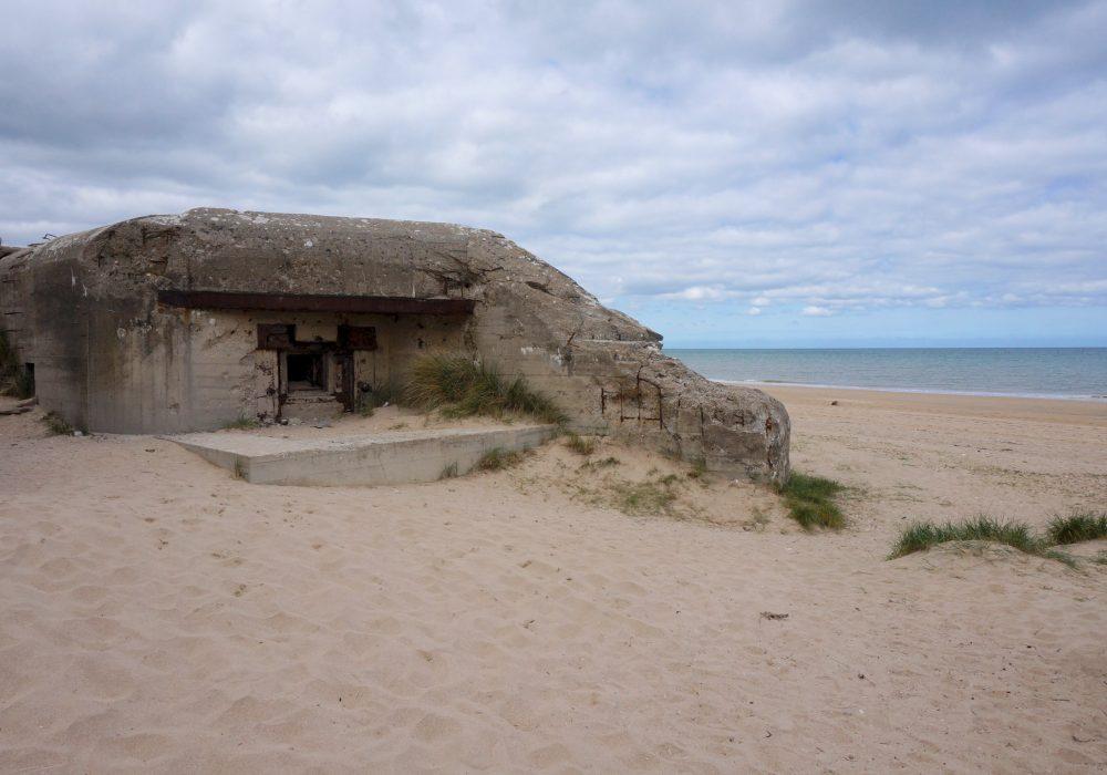 plages du débarquement normandie