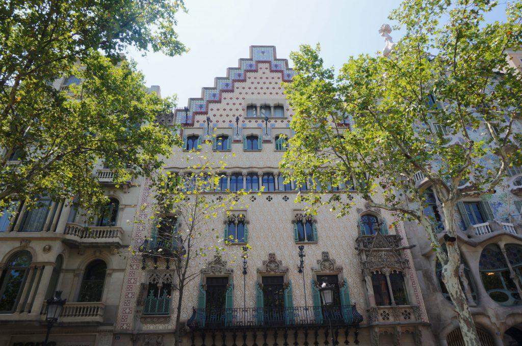 Casa Amatller - Barcelone - Espagne