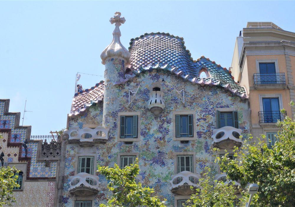 Casa Batlló - Gaudí - Barcelone - Espagne