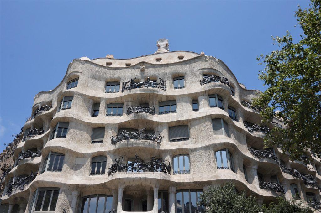 Casa Milà - Barcelone - Espagne