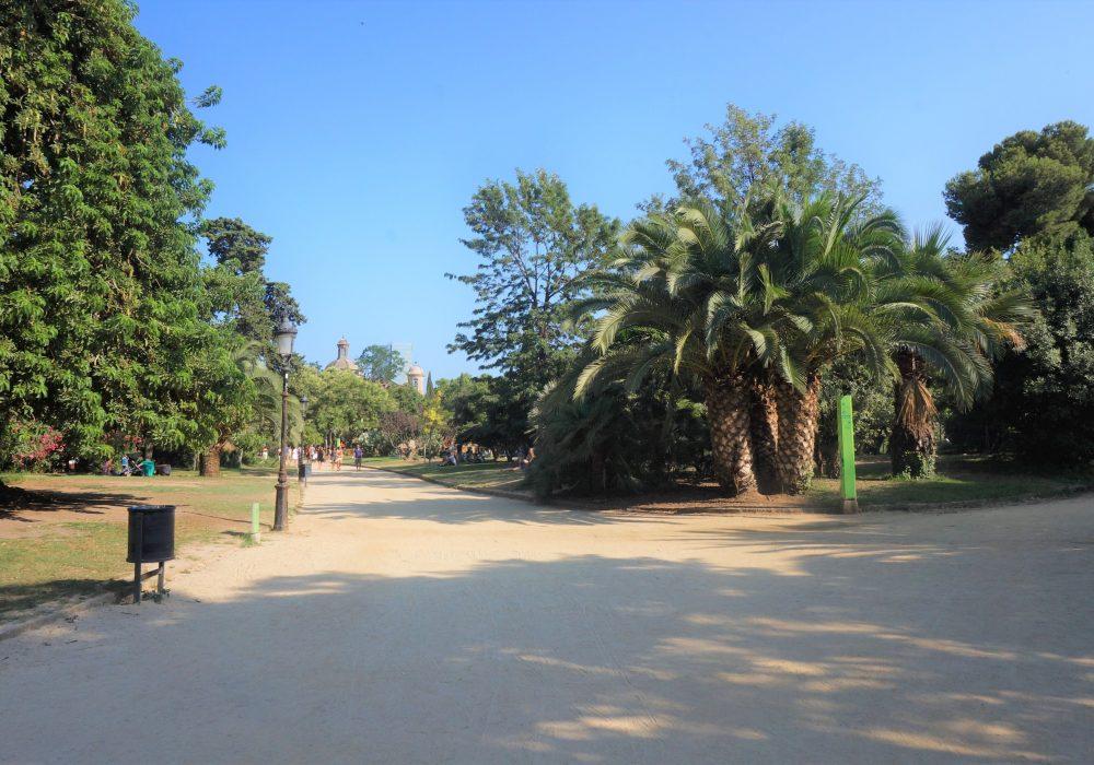 Parc de la Citadelle, Barcelone, Espagne