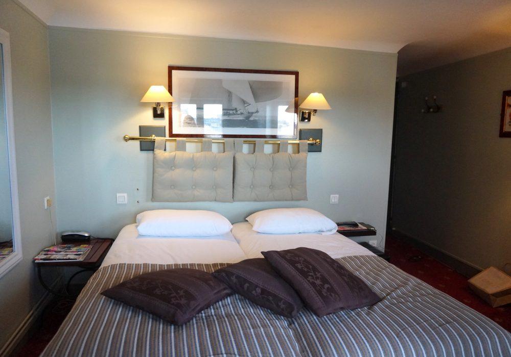hotel cherbourg normandie la régence