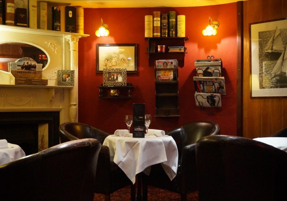 restaurant hotel cherbourg normandie la régence