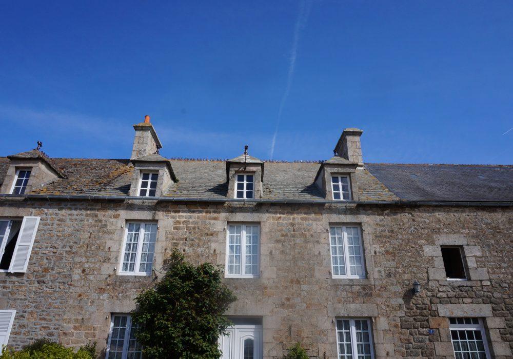 village tocqueville normandie