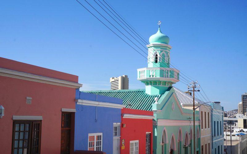 Mosquée de Bo-Kaap, Cape Town, Afrique du Sud