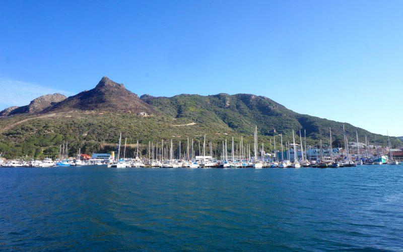 Port d'hout Bay, Cape Town, Afrique du sud