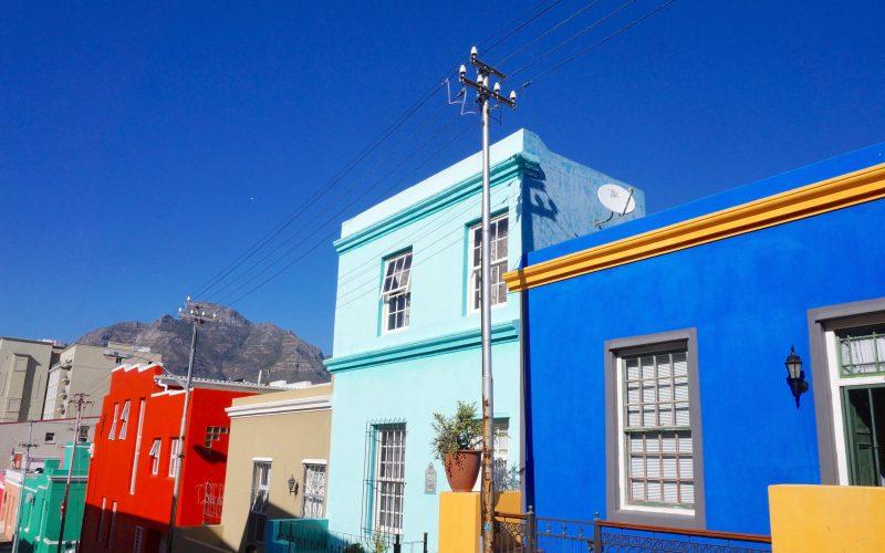 Bo-Kaap, Cape Town, Afrique du Sud