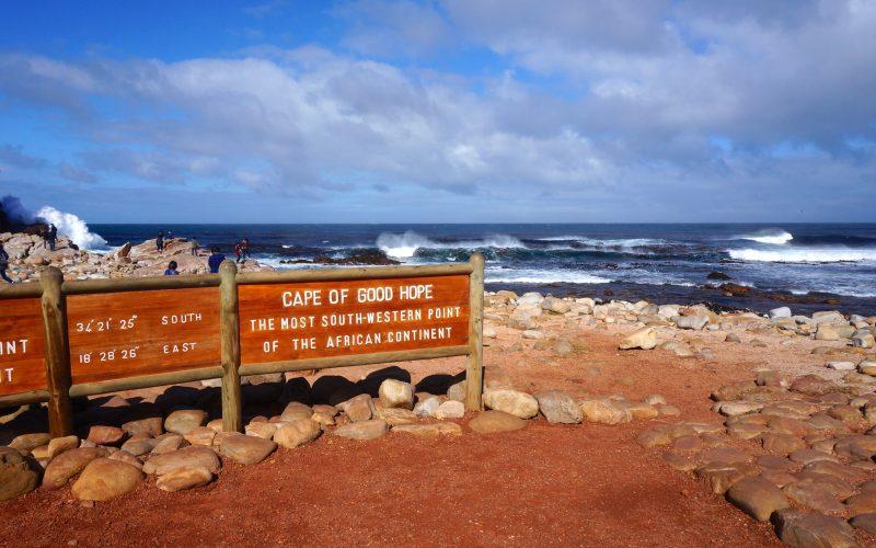 Cap de Bonne espérance, afrique du Sud