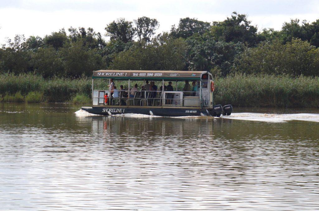 croisière bateau ste lucia afrique du sud