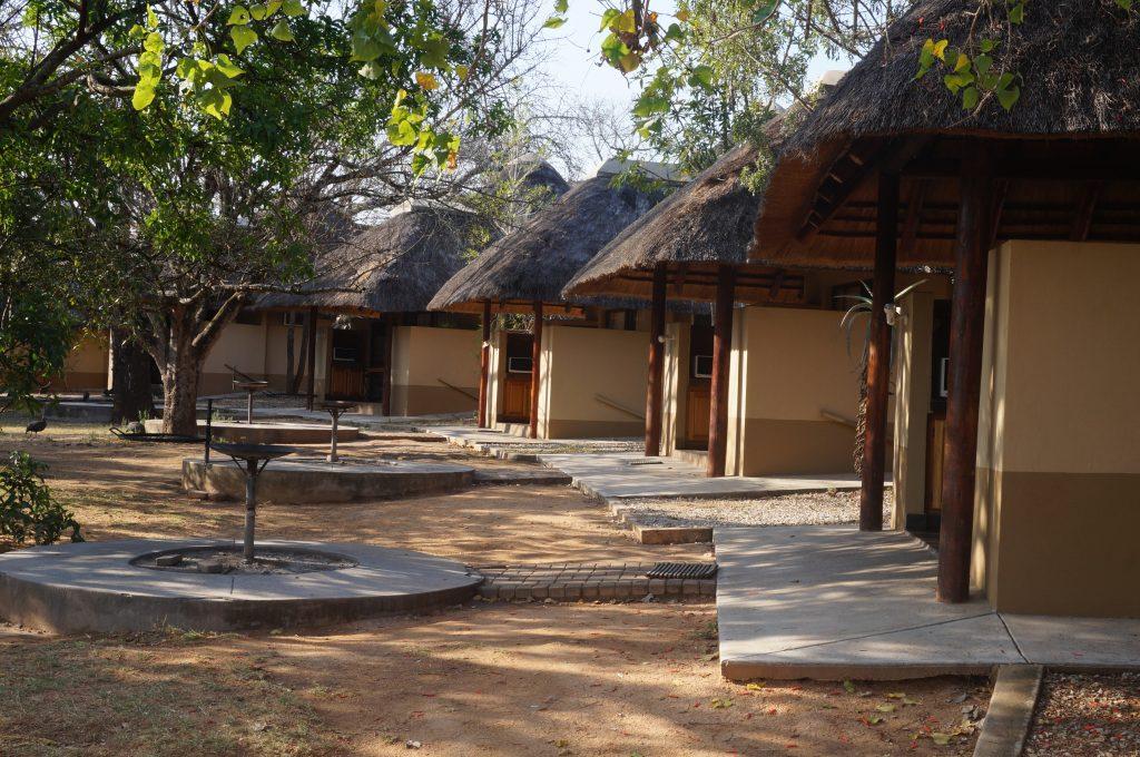 hébergement restcamp kruger afrique du sud