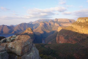 blyde river canyon, antique du sud