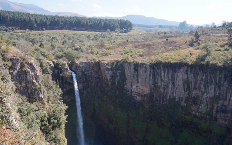mac mac falls, afrique du sud
