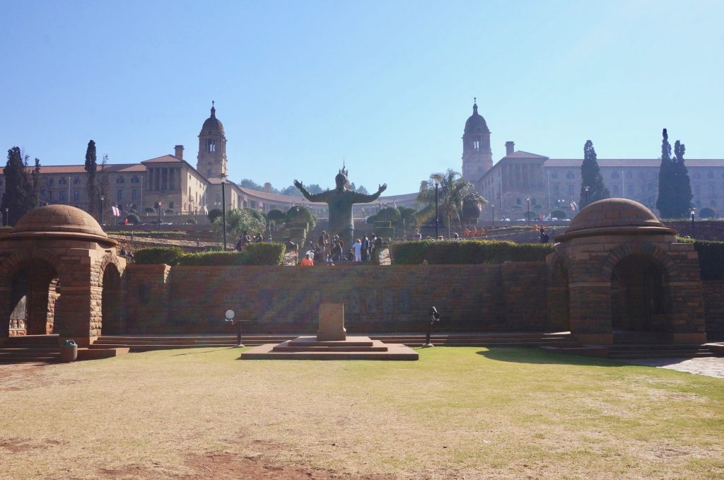Union Buildings, pretoria, afrique du sud