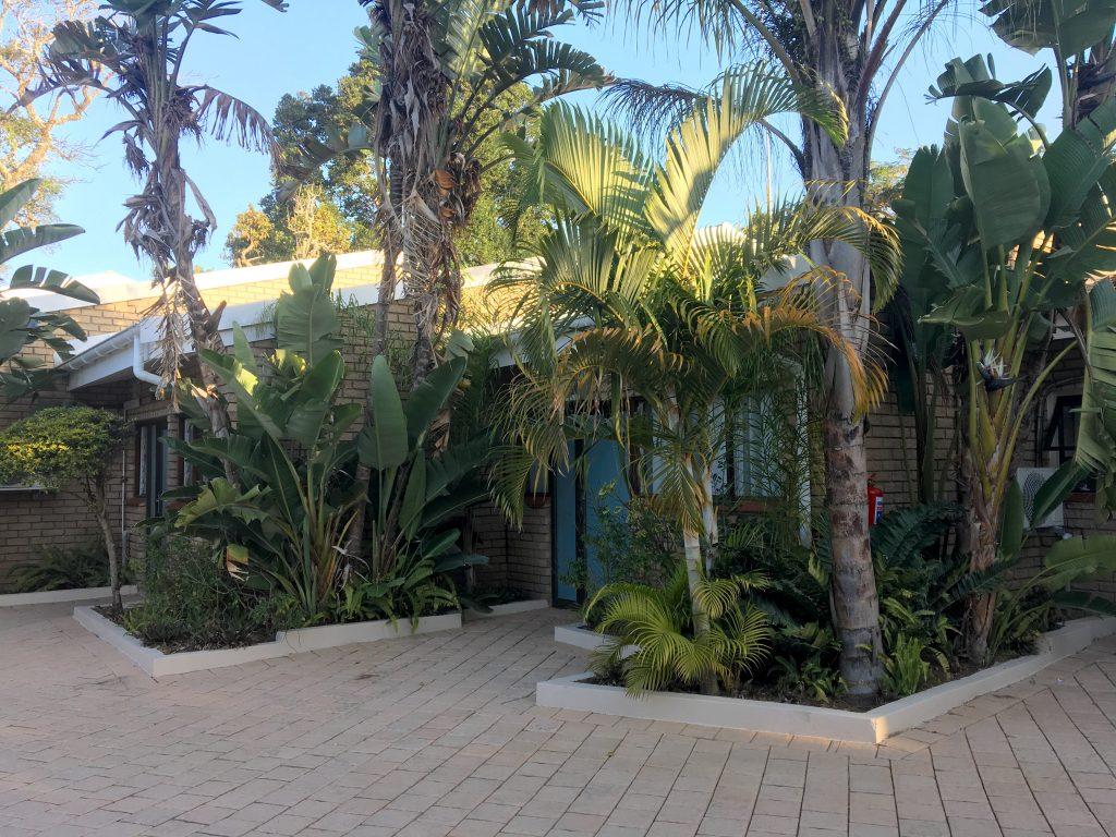 hôtel sainte lucia, afrique du sud
