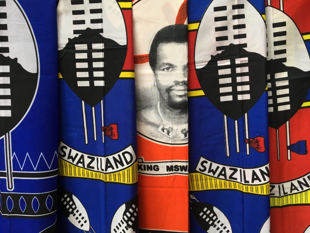étoffe, swaziland