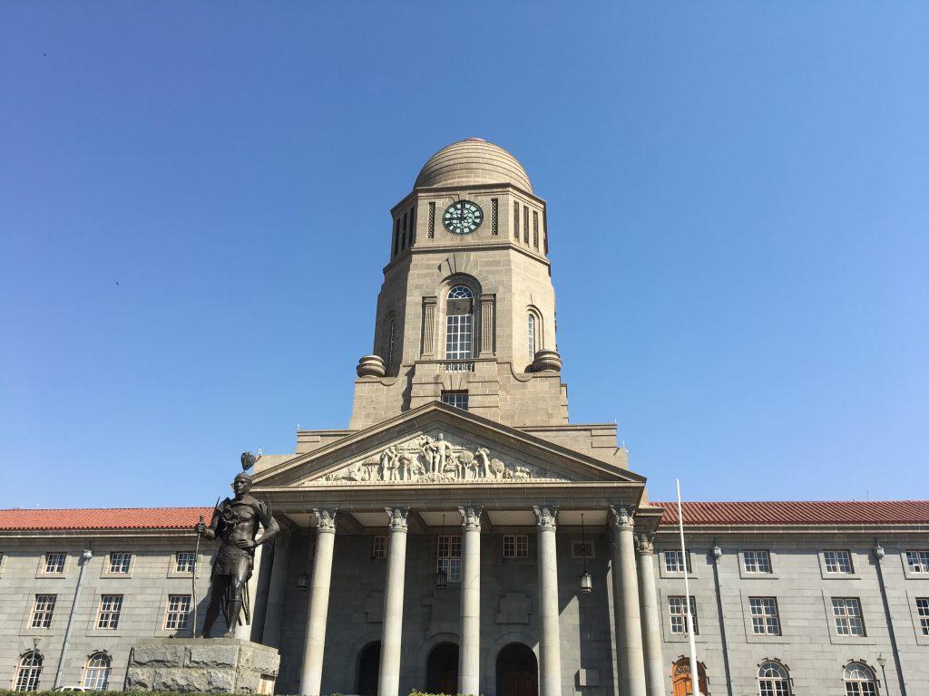 city hall, pretoria, afrique du sud
