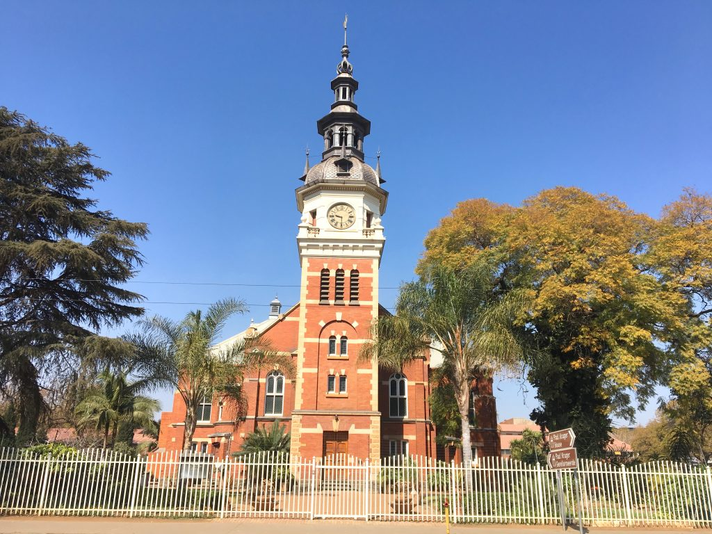 église gereformeerde kerk, prétoria, afrique du sud