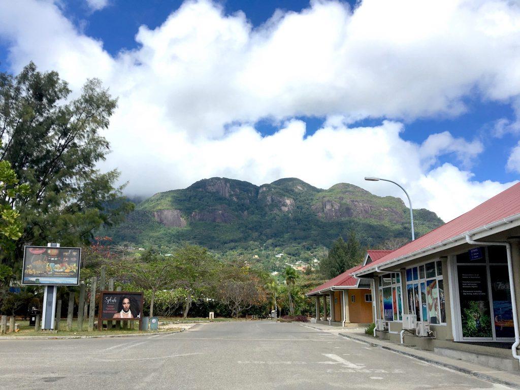 port d'embarquement, ferry, mahé, seychelles