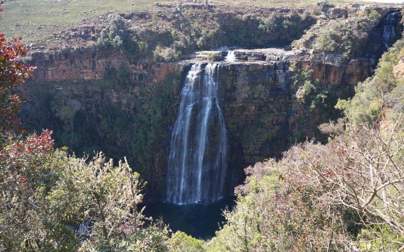 cascade Lisbon falls, afrique du sud