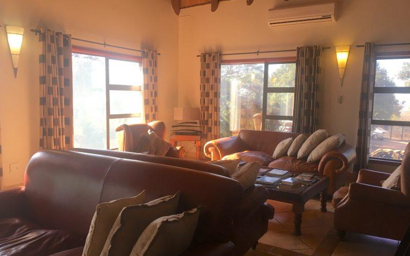 Lodge Zulu Nyala heritage, afrique du sud