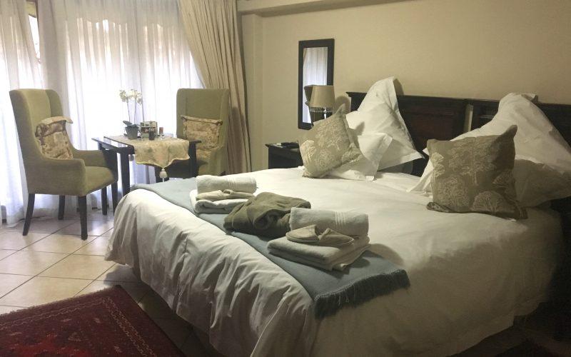 chambre, fernivy guesthouse, pretoria, afrique du sud