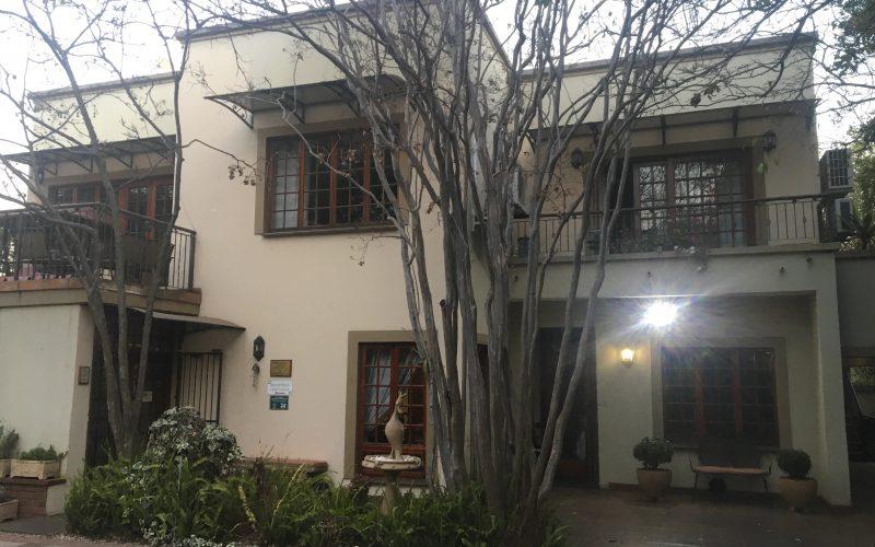 fernivy guesthouse, pretoria, afrique du sud