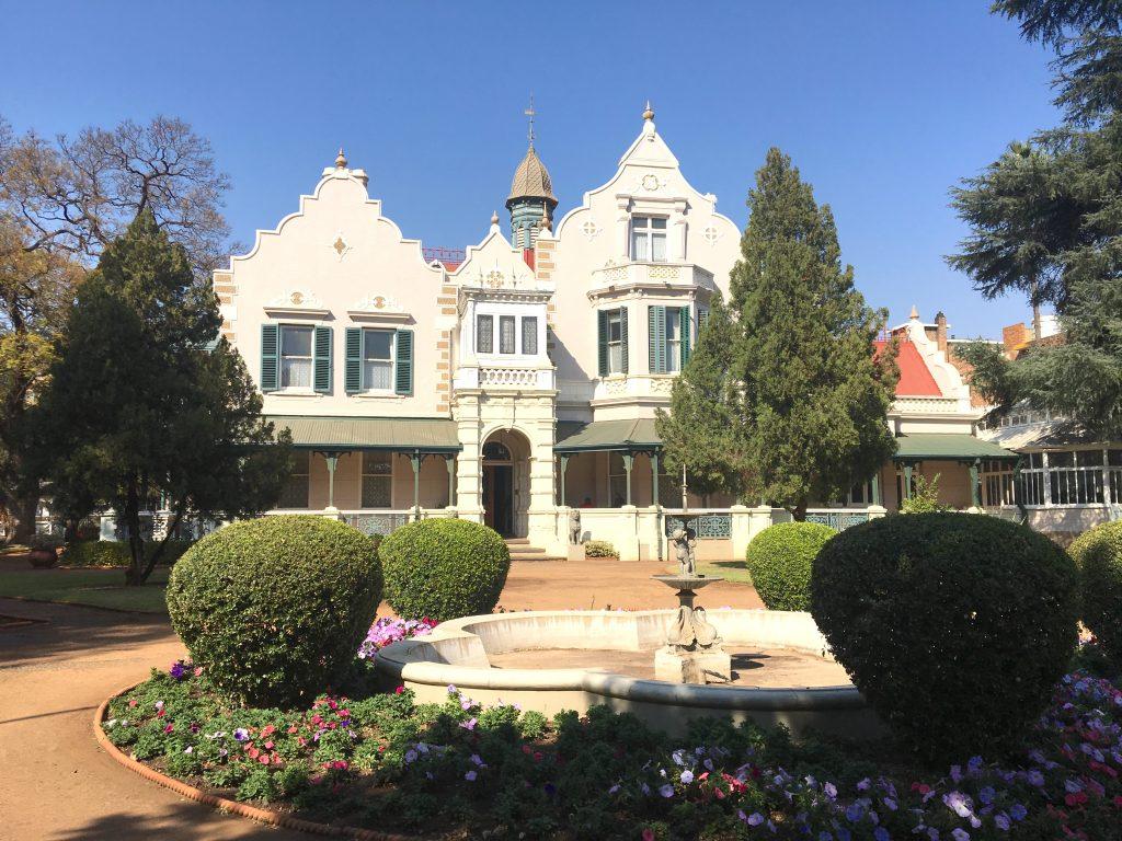 melrose house, pretoria, afrique du sud