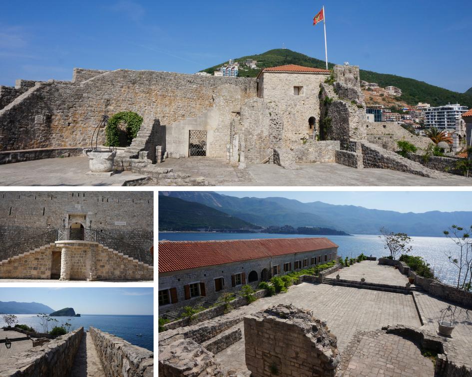 budva montenegro citadelle