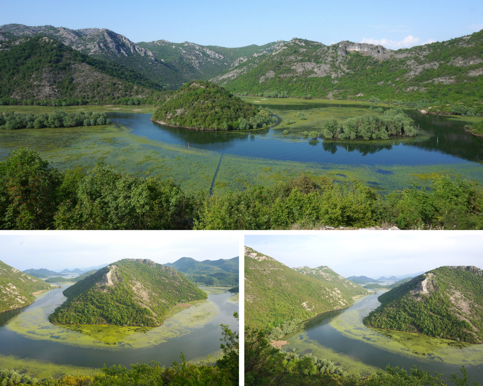montenegro lac de skadar